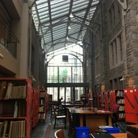 Photo taken at Firestone Library by Abbie W. on 8/3/2011