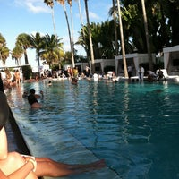 Photo taken at Delano South Beach by Bryan M. on 3/23/2012
