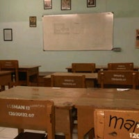 Photo taken at ruang 306 SMAN 12 by Risa A. on 4/24/2012