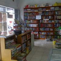 Photo taken at EFFENDI Book Store by Afifuddin A. on 4/14/2012