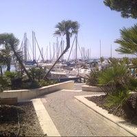 Photo taken at Port de La Londe-les-Maures by Denis W. on 8/18/2012