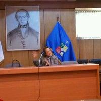 Photo taken at Facultad de Ciencias Sociales Universidad de Chile by Marcelo U. on 4/20/2012