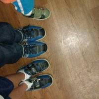 Photo taken at Royal Lanes Bowling Alley by Vanessa K. on 9/8/2012