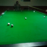 Photo taken at Snooker Era Jaya by AYU jailani ™. on 11/19/2011