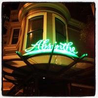 Photo taken at Absinthe Brasserie & Bar by Kayvon T. on 10/29/2011