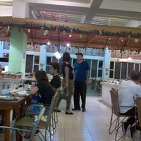 Photo taken at Carinderia Buffet by Jun O. on 8/9/2012