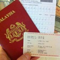 Das Foto wurde bei Singapore Cruise Centre von tobey l. am 3/28/2012 aufgenommen