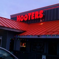 Photo taken at Hooters by Andrew A. on 9/23/2011