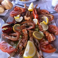 Photo taken at Restaurante Casa Bernardo by Alex R. on 5/15/2011