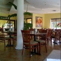 Photo taken at Anjappar Authentic Chettinadu Restaurant by Vilas .. on 11/2/2011