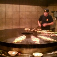 Photo taken at bd's Mongolian Grill by Gerald W. on 11/26/2011