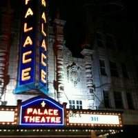 Photo taken at Louisville Palace Theatre by Kyle S. on 12/6/2011