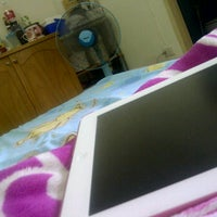 Photo taken at My room <PsP Resident> by AuZZii B. on 12/8/2011