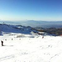 Foto tomada en Estación de Esquí de Sierra Nevada por Jaime N. el 12/6/2011