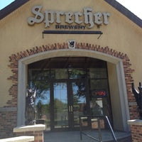 Photo taken at Sprecher Brewery by Ryan H. on 6/5/2012
