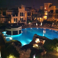 Photo taken at Novotel (Al Dana Resort) by Jen L. on 3/9/2012