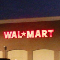 Photo taken at Walmart Supercenter by Anthony A. on 10/23/2011