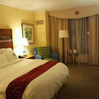 Photo taken at Renaissance Tampa International Plaza Hotel by Johnny W. on 11/29/2011