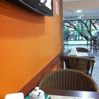Photo taken at Grão Espresso by Rick A. on 5/25/2012