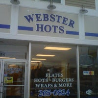 Photo taken at Webster Hots by Steven M. on 12/29/2011