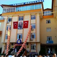 Photo taken at Özel Erdem İlköğretim Okulu by Sammy A. on 9/19/2011
