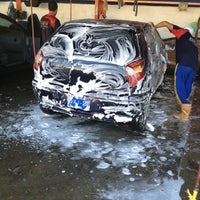 Photo taken at Speed Car Wash by DjFolly O. on 6/1/2012