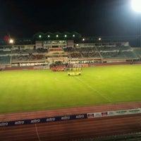 Photo taken at Stadium Darul Aman by Achue E. on 9/17/2011