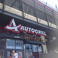 Photo taken at Area di Servizio Arda Est by Denis G. on 6/13/2012