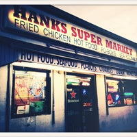 Photo taken at Hank's Super Market by Brian O. on 8/20/2012