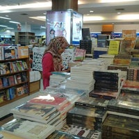 Photo taken at Gramedia by Indah A. on 7/15/2012