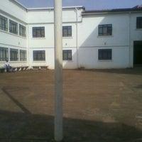 Photo taken at Oshwal College by Kêmúntõ D. on 6/14/2012