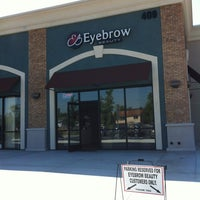 Photo taken at Eyebrow Beauty by Paty E. on 6/12/2012