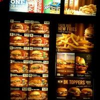 Photo taken at Burger King by Kenny J. on 12/17/2011