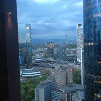 Photo taken at Sansibar Japan Tower by Matt on 4/26/2012