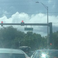Photo taken at PGA Blvd & Prosperity by Shannon L. on 5/26/2012