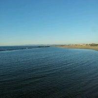 Photo taken at Altamarea Beach by Francesco F. on 12/23/2011