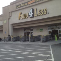 Photo taken at Food 4 Less by Rook Q. on 3/26/2012