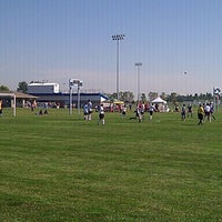 Photo taken at Wrightstown High School by Tia S. on 9/10/2011