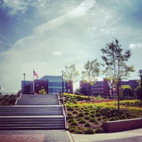 Photo taken at Towson University by AK S. on 6/14/2012