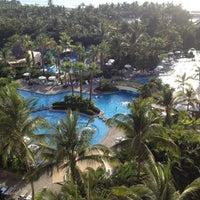 Photo taken at Sea Garden Hotel Mayan by Bul V. on 12/13/2011