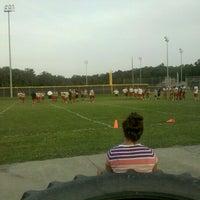 Photo taken at Sherando High School by Michelle C. on 8/7/2012