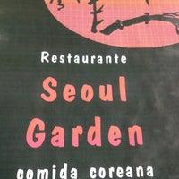 Photo taken at Seoul Garden by Frank V. on 7/29/2012