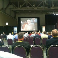 Photo taken at Kentucky International Convention Center by Kevin H. on 6/20/2012