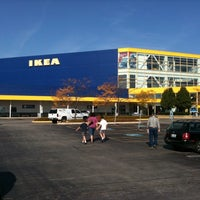 Photo taken at IKEA by Kevin C. on 10/8/2011