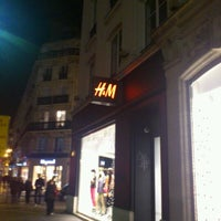Photo taken at H&M by Julien P. on 11/22/2011