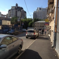Photo taken at Проточный переулок by Kroshka M. on 6/19/2012