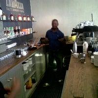 Photo taken at Lavela Cafe by Morne' P. on 10/2/2011