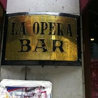 Foto tomada en La Opera por Bono V. el 9/6/2011