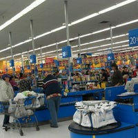 Photo taken at Walmart Supercenter by Matthew B. on 11/6/2011