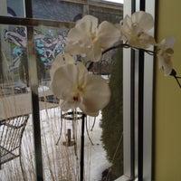 Photo taken at Xylo Bistro Cafe by Joseph W. on 2/15/2012